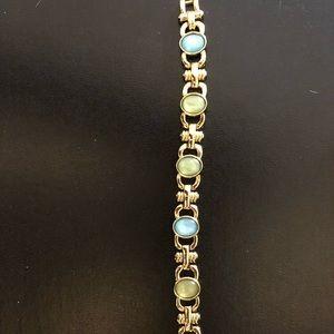 Joan rivers stone bracelet